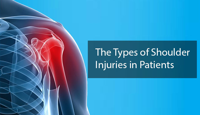 The Types of Shoulder Injuries in Patients