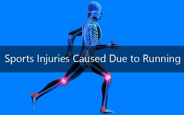 Sports Injuries Caused Due to Running