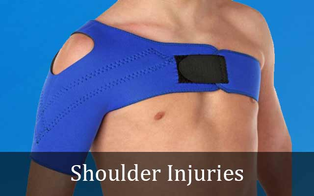 shoulder injuries and their treatment